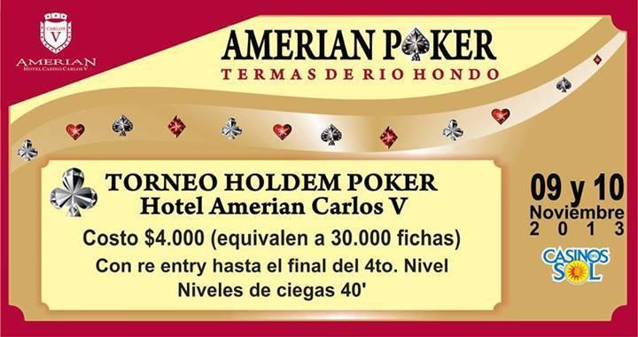 Poker santiago del estero