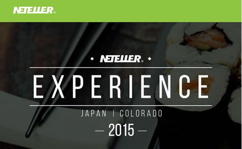 ¡Neteller sortea € 50.000 y un viaje a Japón!