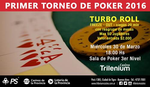 Casino de mar del plata torneo de poker jordyn casino