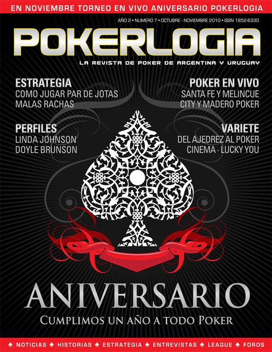 Tapa 7 Aniversario Pokerlogia - 540