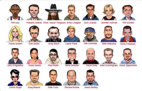 fulltilt avatars