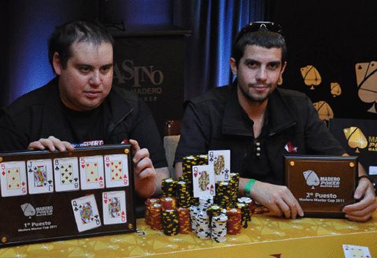 lucho poker
