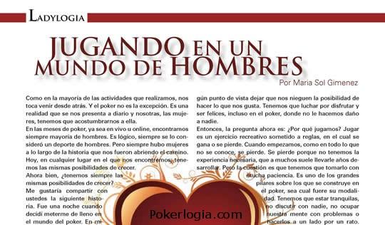 pokerlogia 1 - ladylogia